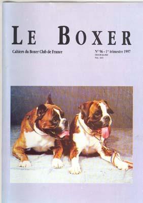 boxer club de france